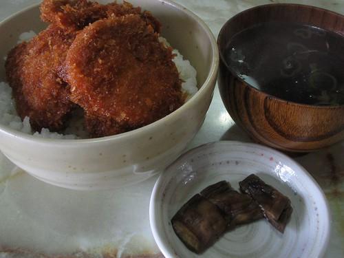 たれカツ丼(大宝レストラン)@新潟-04