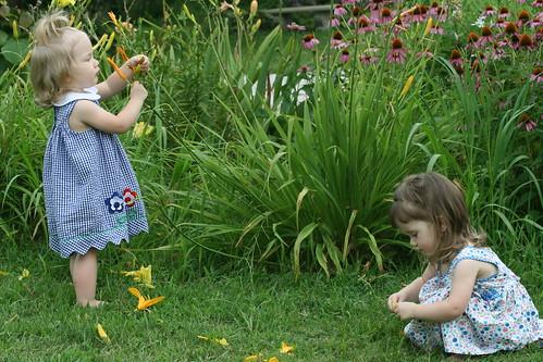 grandma's future gardeners