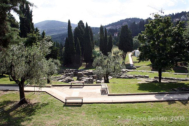 Ruinas etruscas. © Paco Bellido, 2009