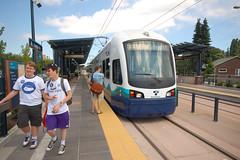 DSC_5700 (Seattle Transit Blog) Tags: seattle light rail link openingday soundtransit linklightrail travellight