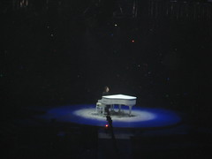 The Piano Man (musicnsnowjunkie1080) Tags: world black wisconsin keys kevin tour little stadium live nick piano joe milwaukee jonas bit longer jobros