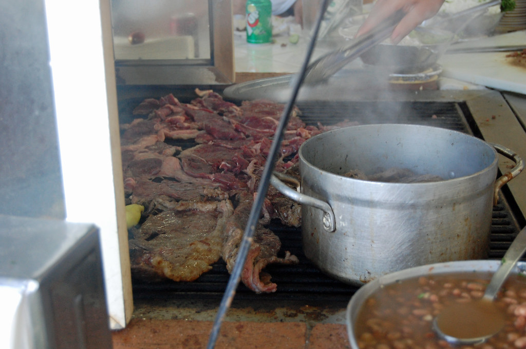Taqueria Franc, Carne Asada