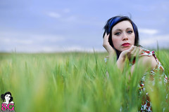 SUICIDEGIRLS / Bow - against the grain (P_mod) Tags: field bow suicidegirls pmod