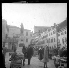 Dubrovnik Market 1969 (Ray Cunningham) Tags: kodak communism photographs tito dubrovnik yugoslavia primitive raycunningham raymondcunningham zaruka raymondkcunninghamjr