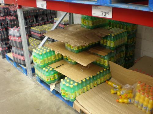 Soda at Sam's Club - Puerto Vallarta