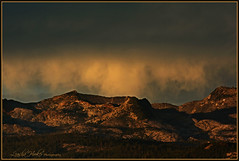 Mountain Wings (LeashaHooker) Tags: mountains clouds canon sierras icehouse thunderhead