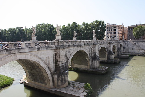 Bridge to Castel Sant'Angelo