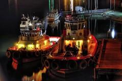 Crowley Tugs (shingst) Tags: boat tugboat tacoma tug foss crowley