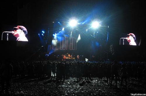Fall Out Boy at Fuji Rock