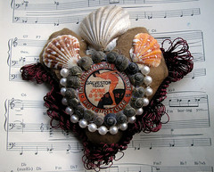The Queens Seashell!