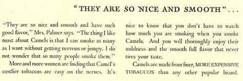 Camel ad_Palmer_tatteredandlost