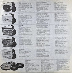 Various artist compilations