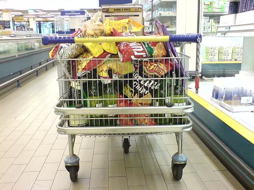 Bald im Supermarkt: Intelligente Verpackungen