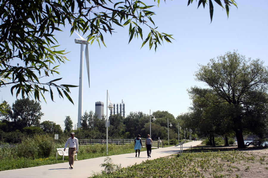 Energy generation wind-mill
