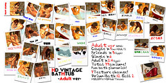 VINTAGE BATHTUB Adult(for web