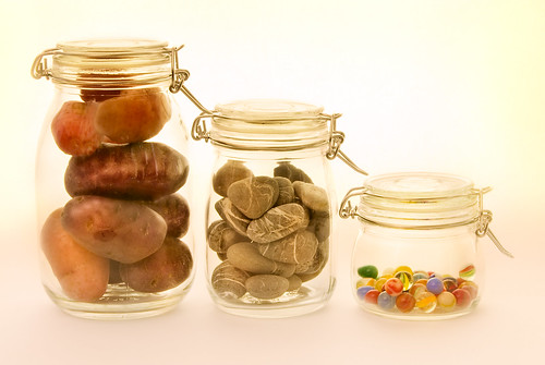 Three Jars