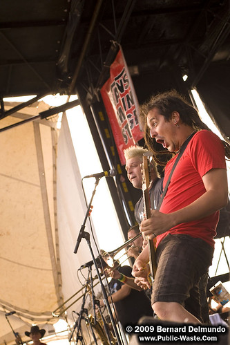 Warped Tour 158 Less Than Jake