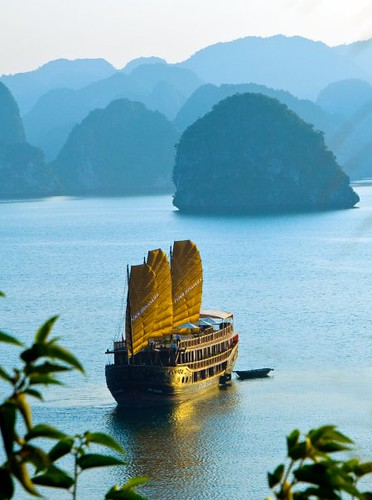 Indochina Sails By Active Travel Vietnam by you.