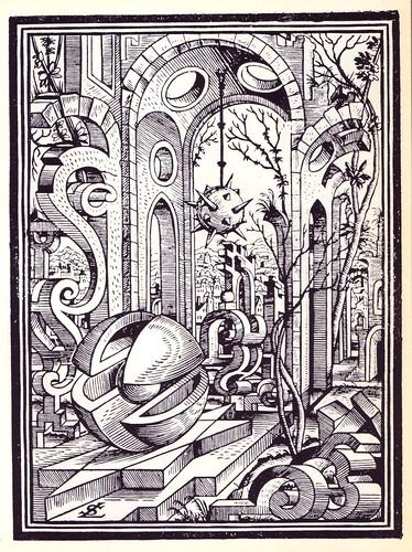 Geometria et Perspectiva - Lorenz Stöer, 1567 h