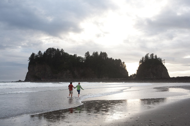 Couple on La Push