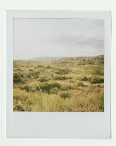Outside of Albuquerque