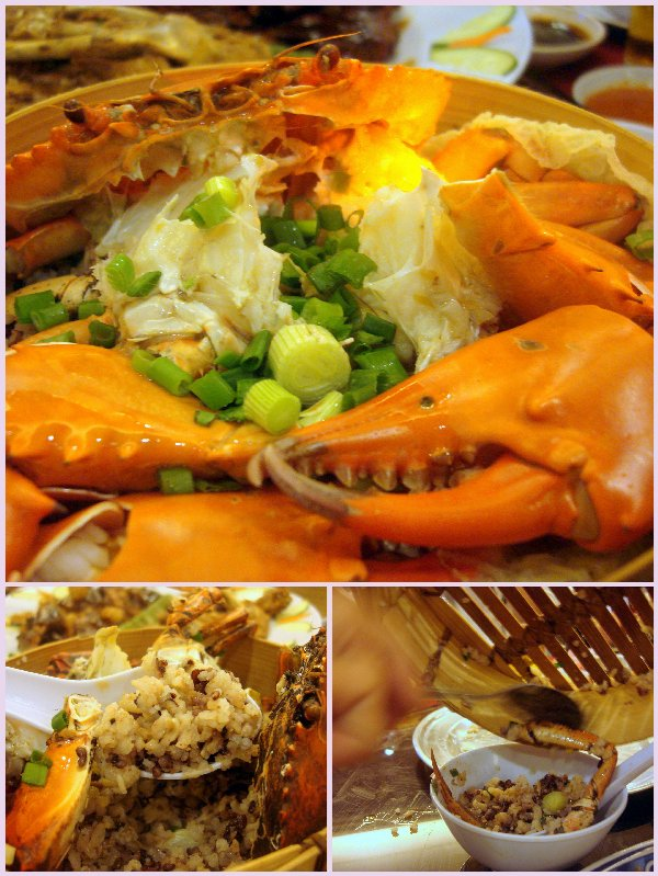 Taiwanese Crab Rice