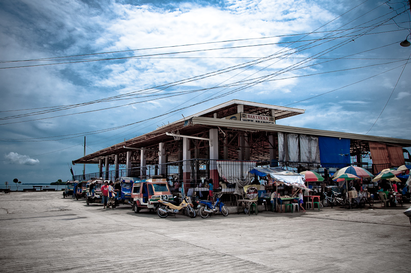 Bantayan Wet Market