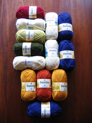 Dale of Norway Daletta Yarn by you.