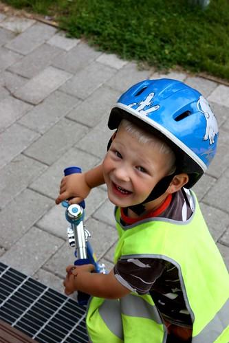 Niilo, 4 years