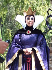 wicked queen from snow white
