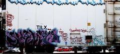 shewp (mightyquinninwky) Tags: railroad train graffiti parkinglot tag graf tracks indiana railway tags tagged urbanart railcar rails riverfront spraypaint token graff chainlinkfence graphiti freight reefer wh trainart rtd paintedtrain ohiostreet railart bank2 dekor enk shewp ync taggedtrain evansvilleindiana amokone tilx evansvilleriverfront kquas diget paintedreefer paintedrailcar taggedreefer taggedrailcar freestrikemenisspie freestrike freemenis freespie stuntstuntisahabitputitintheair sleepwuzdesoe amok1 trainsformyspacestation