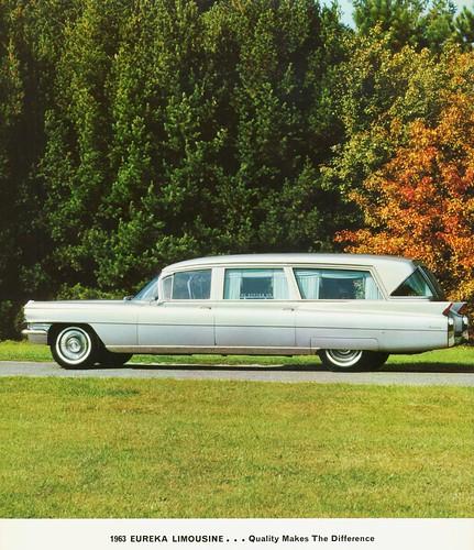 1963 Cadillac-Eureka Limousine
