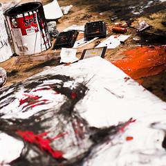 (thefallingtree) Tags: painting square losangeles drawing artwalk 1x1 altimg0097