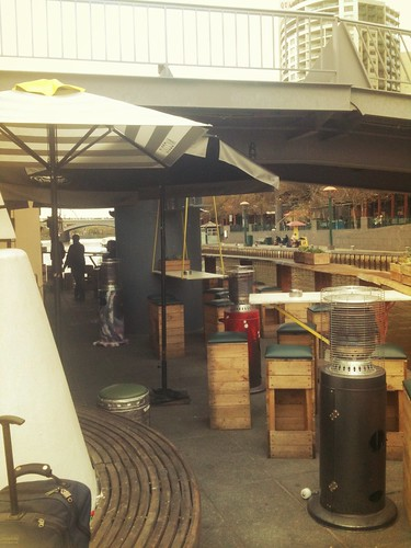 Ponyfish Island Cafe...