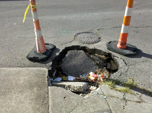 Sinkhole May 16