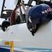 04 Crew arrival - Photo Credit: Michele Famiglietti AMS02 Collaboration