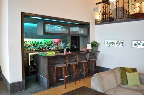Detalle del bar