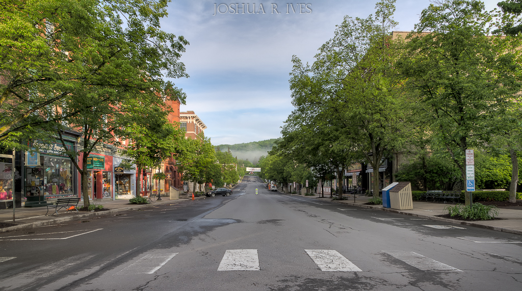Main Street, USA (Cooperstown, NY)