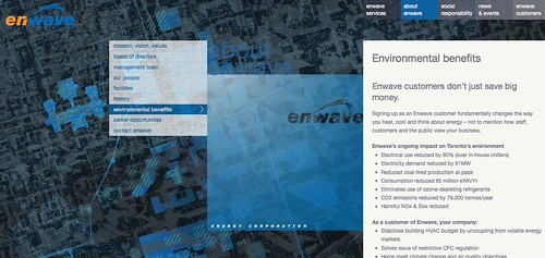 Enwave.com screengrab 2