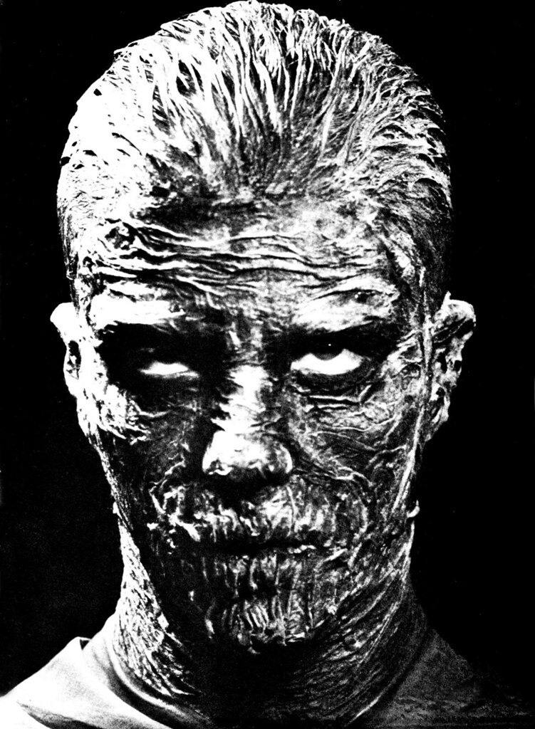 Dick Smith - Mummy