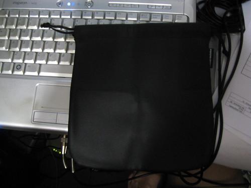 Audio Technica ATH-M50 pouch