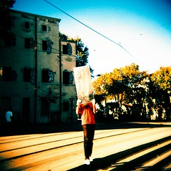 The imagination is not a state: it is the human existence itself (W. Blake) (Ilaria ) Tags: france 6x6 mediumformat holga xpro crossprocess toycamera montpellier colori francia squared williamblake surreale squaredformat medioformato bottadiculo toycamerafotografiaanalogicaitalia fujisensiaii100ra sviluppoinvertito fotofattepercaso