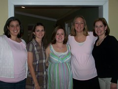 Tonia, April, Anna, Hubbell, Amy