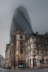 Low Cloud On London 5