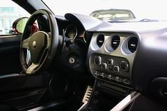Alfa Romeo 8C // Ferrari of Seattle (ColdTrackDays.com) Tags: seattle italian ferrari alfa romeo alfaromeo supercar competizione alfaromeo8c alfared ferrariofseattle8c alfarome8ccompetizione v8ferrari