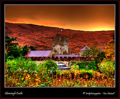 Glenveagh Castle (Irishphotographer) Tags: mountain mountains art beach archaeology beauty ancient eire explore sureal day18 hdr kinkade movingwater glenveaghcastle burningskys beautifulireland exploretop20 irishphotographer besthdr pentaxk20d earlyireland irishhotographer irishphotographerkimshatwellireland irishcalender irishcalender09 irishphotographer irishcountryscene breathtakingphotosofnature beautifulirelandcalander wwwdoublevisionimageswebscom
