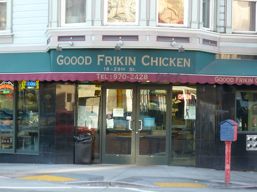 Good Fricken Chicken