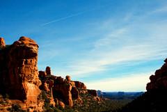 Fay Canyon (-Passenger-) Tags: arizona landscape nationalpark sedona redrocks faycanyontrail