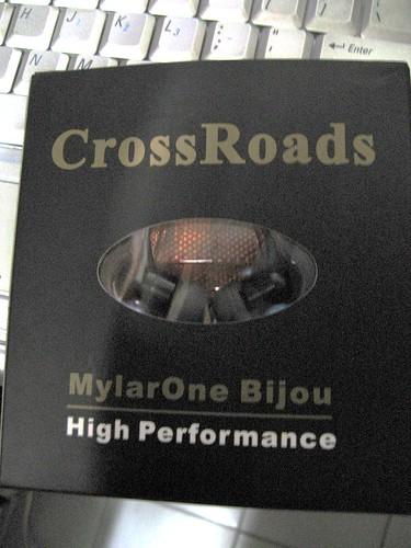 Crossroads MylarOne Bijou