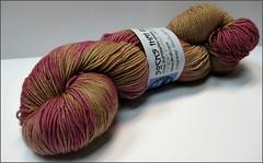 Mocha Berry STR yarn